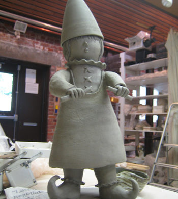 Jungim Bostwick's Marionette